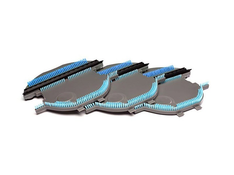 Pack de 3 plaques brosses scooba 230 reference : acc230