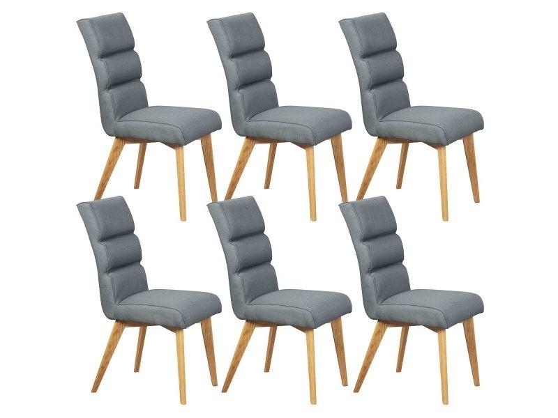conforama chaise de bureau aarhus noir
