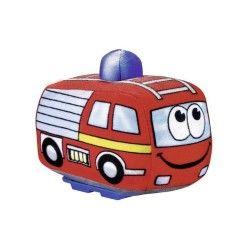 Press & go : camion de pompier