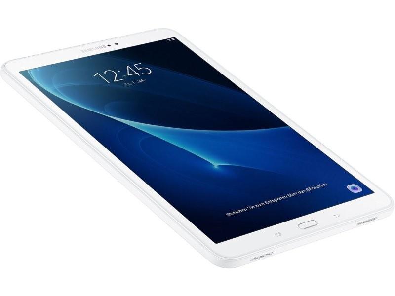 tablette samsung galaxy tab a 10 1 wifi t580 blanche 8806088372112 vente de tablette tactile. Black Bedroom Furniture Sets. Home Design Ideas