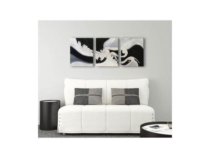 Tableau peinture l'art chinois (120 x 60 cm)