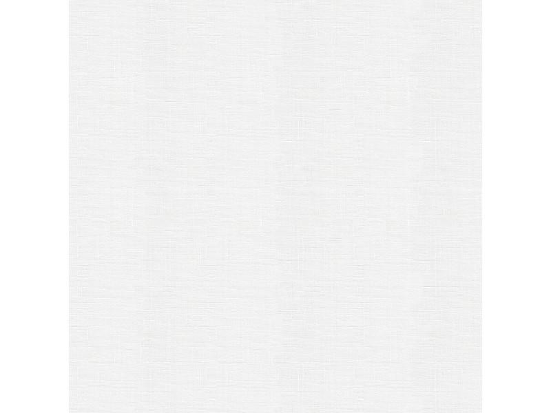 Papier peint intissé uni ii 1000 x 53cm blanc 103474