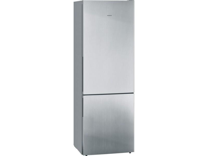 Réfrigérateur combiné 70cm 413l a+++ lowfrost inox - kg49eaica kg49eaica