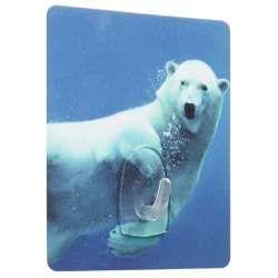 Crochet magique : ours polaire