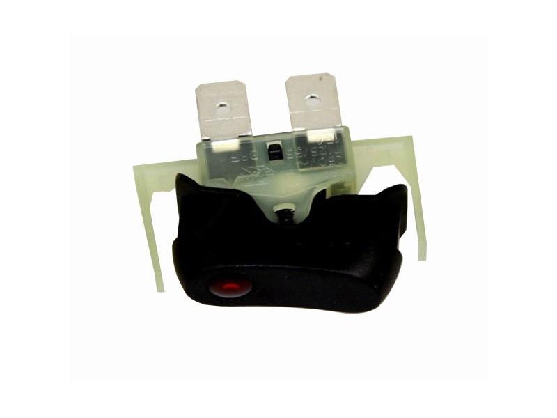 Interrupteur noir reference : ss-993758