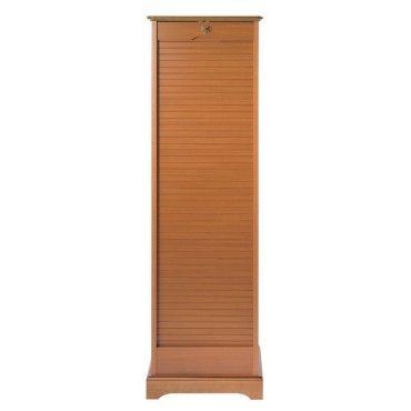 classeur à rideau style louis philippe louiphi l 46 x l 46 x h