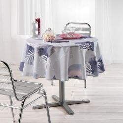 Nappe ronde polyester evasion 180 cm