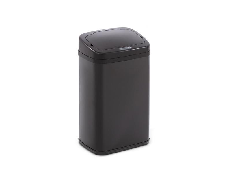 Klarstein cleansmann 30 poubelle 30 litres avec capteur - couvercle abs noir KG15-CleansmannB30l