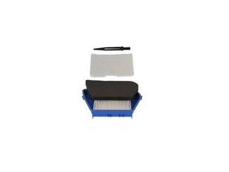 Kit filtres compacteo cyclonic aspirateur moulinex zr004601