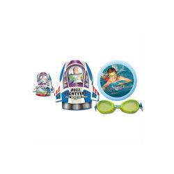 Planche et lunettes de natation toy story