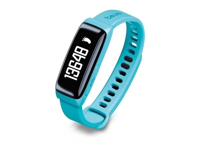 Beurer bracelet d'activité connecté as 81 turquoise