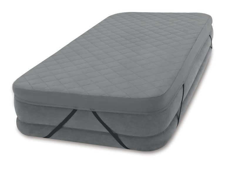 surmatelas pour matelas gonflable 1 place vente de intex conforama. Black Bedroom Furniture Sets. Home Design Ideas