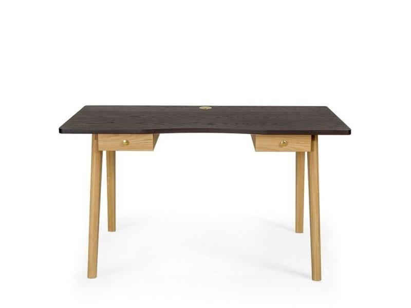 Bureau direction collection glider bois epoxia mobilier