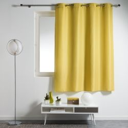 rideau voilage store vert conforama. Black Bedroom Furniture Sets. Home Design Ideas