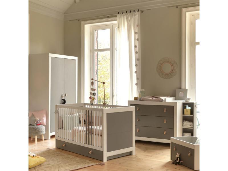 Chambre bébé complète - titou n°9 - l 9 x l 9 x h 9 - neuf