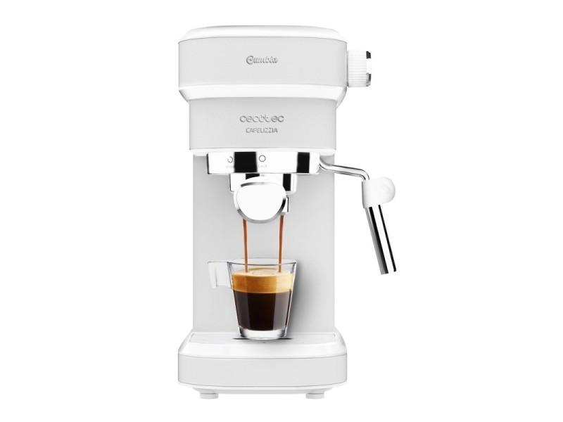 Machine à café express, cecotec, cafelizzia 790 white