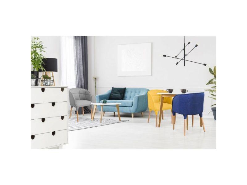 Paris prix fauteuil moderne en tissu