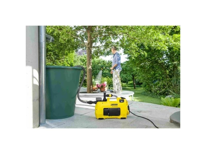 Pompe arrosage - pompe d'evacuation - arrosage integre pompe de surface automatique bp 3 home & garden - 4 bars - 800 w