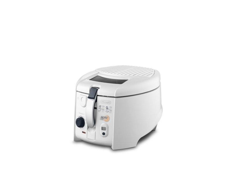 Friteuse électrique 1,2l de 1kg avec minuteur 1800w blanc