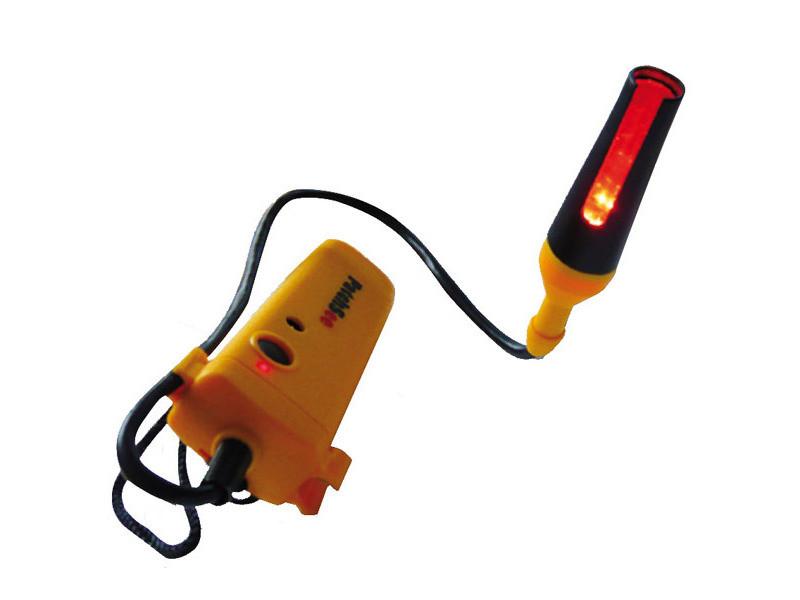 Outillage patchsee patchlight (rouge) - injecteur de lumière rouge pour câbles rj45 patchsee