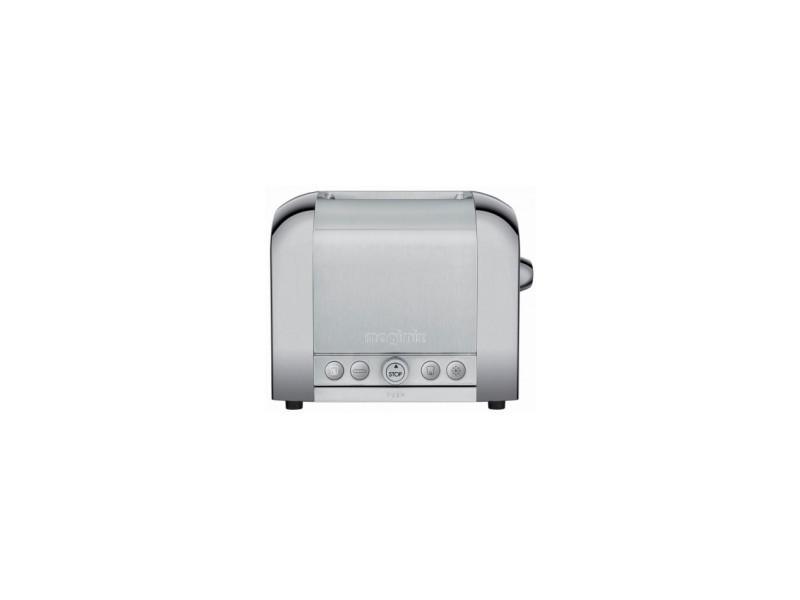 Magimix le toaster 2 - grille-pain - 2 tranche - brillant/brossé CDP-11517