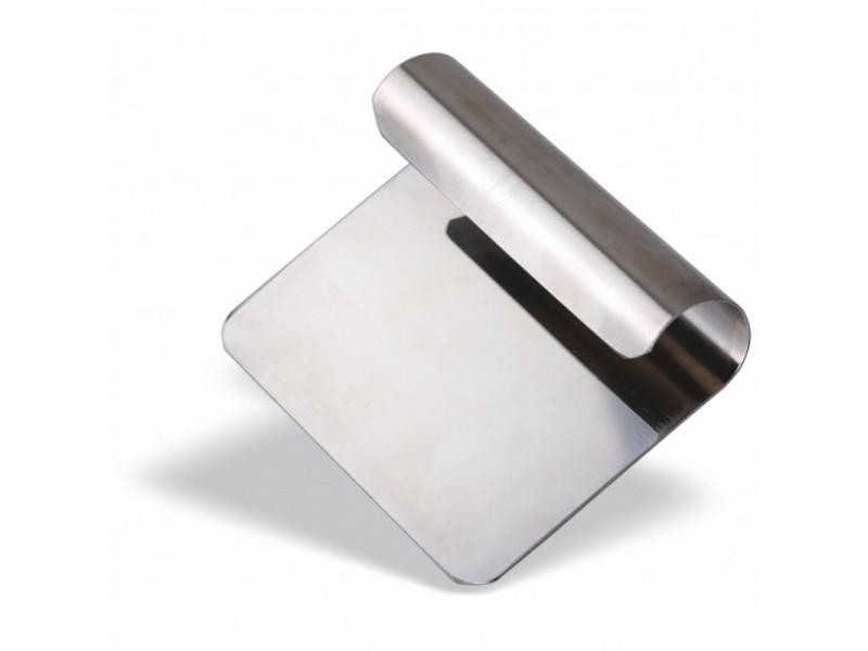 Caf/é Stal Bx Series 18//10 Sucrier classique en acier inoxydable avec couvercle poli miroir BXS-012 340 millilitres