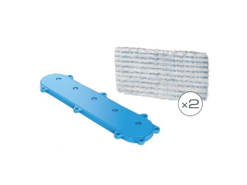Lingettes microfibres x2 pour aqua head rowenta - zr009501