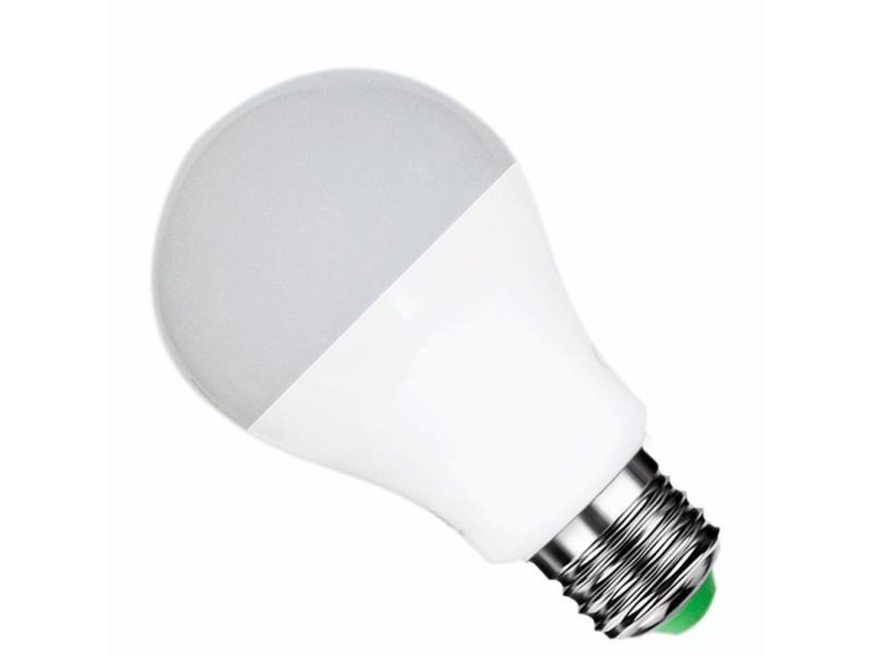 Ampoule e27 led 12w 220v a60 180° - blanc chaud 2300k - 3500k