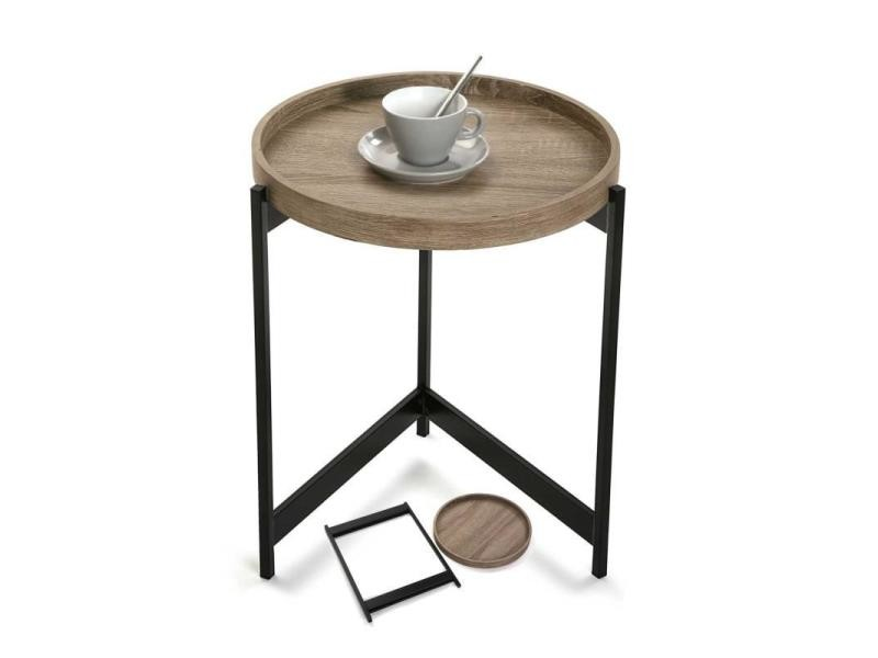 table d\'appoint pliable scandinave\