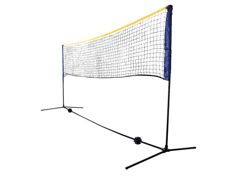 Filet transportable : badminton, volleyball, tennis