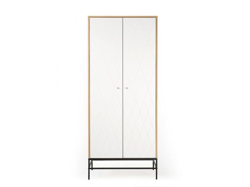 Paris prix - armoire 2 portes design \