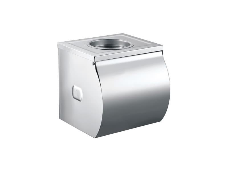 Dérouleur papier toilette - chromé