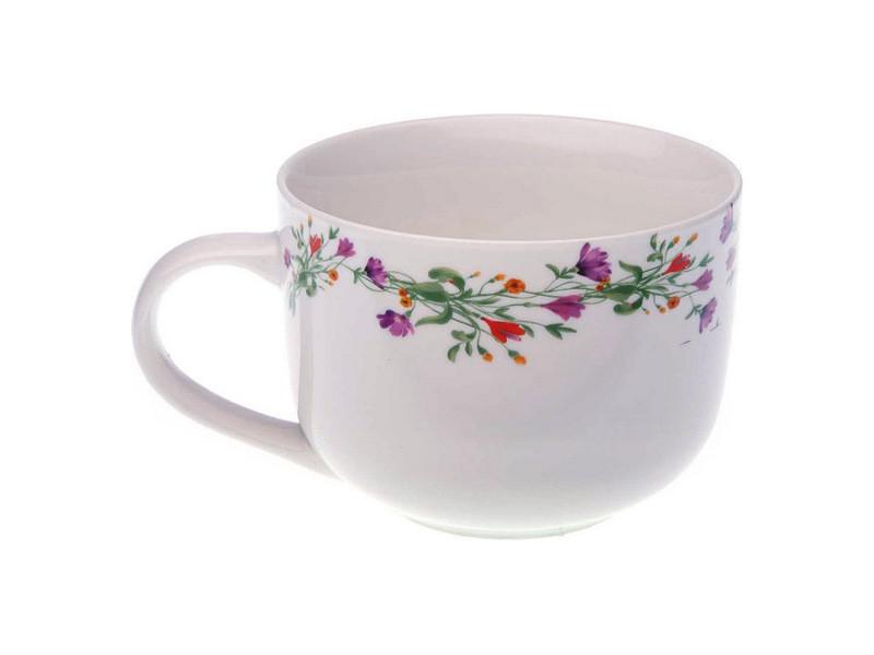 Tasses et thermos stylé tasse mug florian porcelaine