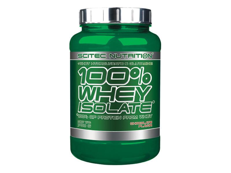 100% whey isolate 700g chocolat - scitec protéine iso définition minceur