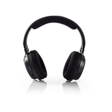 Nedis Hprf000BK Casque sans Fil Frequence radio Rf Tour