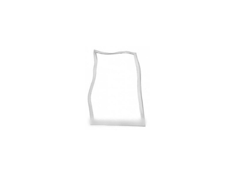 Joint magnetique de congelateur blanc pour réfrigérateur rosieres
