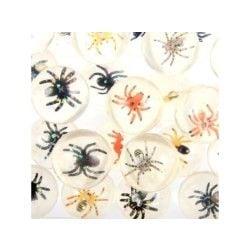 1 balle rebondissante 3d araignée