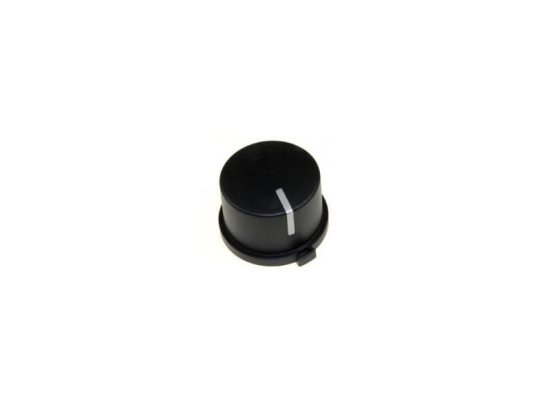 Bouton de commande noir pour lave vaisselle brandt - 32x4772