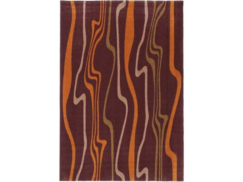 Tapis Style De 42 Marron Orange