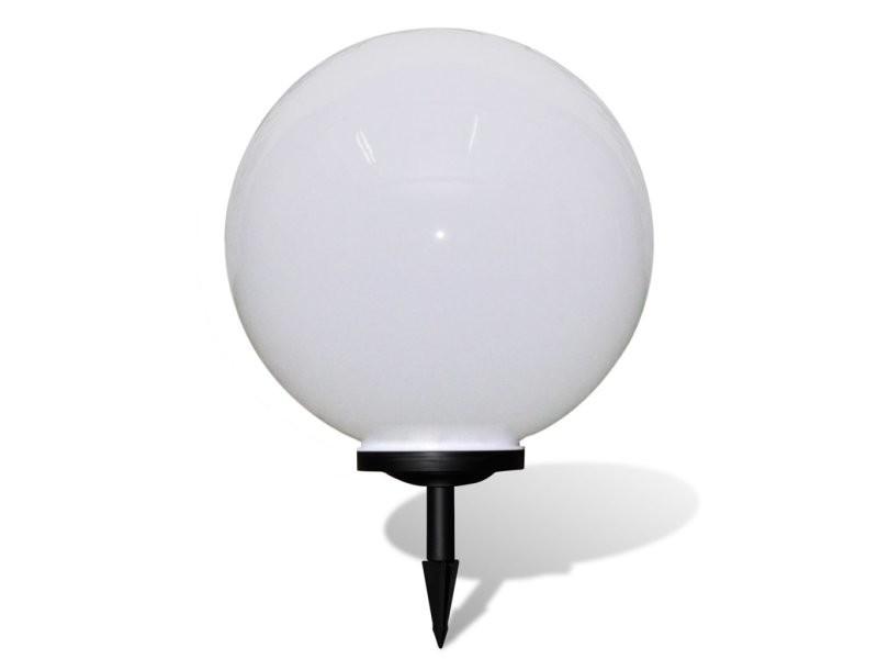 boule solaire ext rieure diam tre 50 cm luminaire d coration helloshop26 2402063 vente de. Black Bedroom Furniture Sets. Home Design Ideas