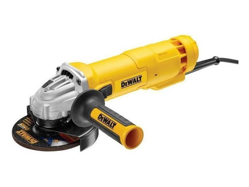 Dewalt - meuleuse 1400w ø125mm avec interrupteur - dwe4233