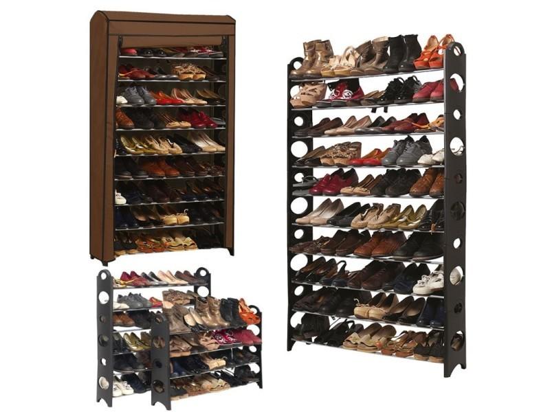 etag re range chaussures modulable 50 paires vente de id. Black Bedroom Furniture Sets. Home Design Ideas