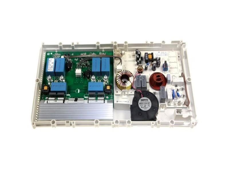 Generateur ind.2 plaques cote droit pour table de cuisson smeg - 813900009