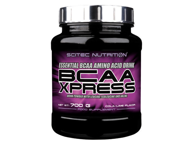Bcaa xpress 700g cola-lime scitec nutrition