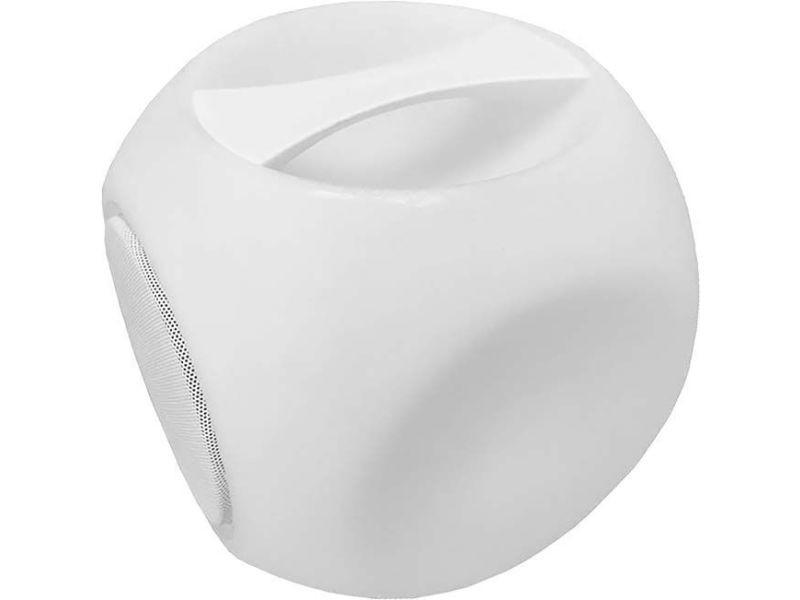 Lampe cube avec bluetooth et haut parleur 10w