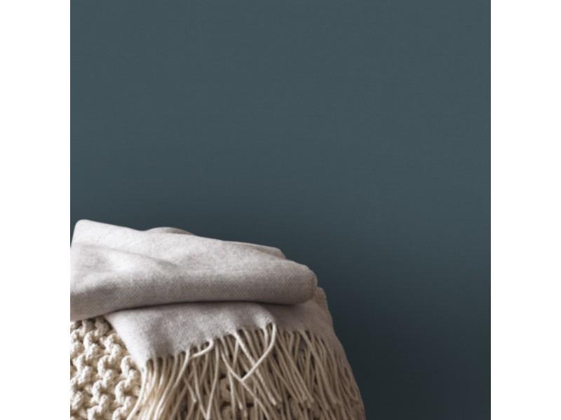 Papier peint intissé uni vinyle 1005 x 52cm bleu 101670