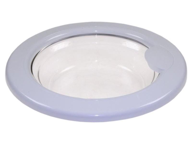 Hublot complet (sans poignee et crochet) pour lave linge far - 37930