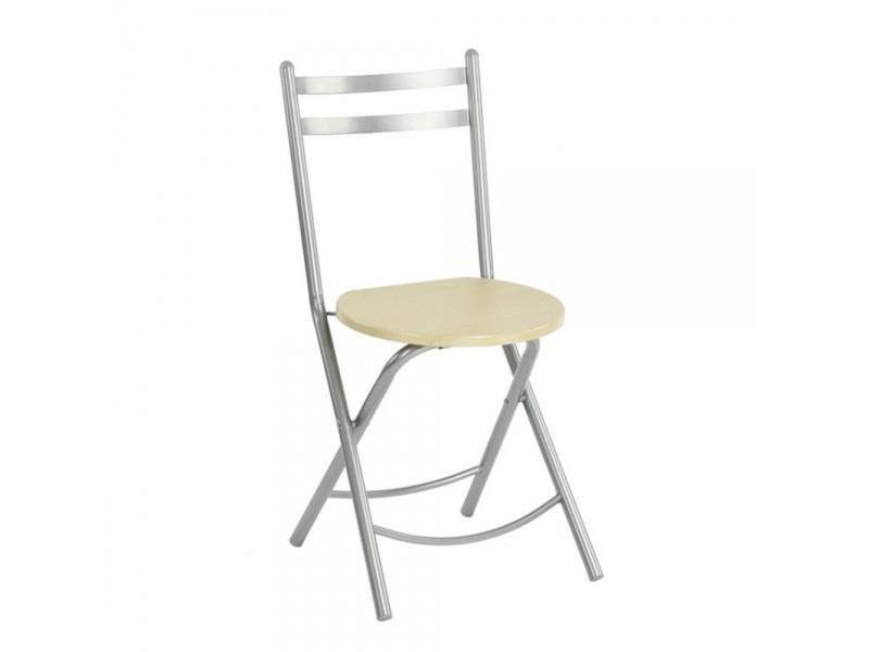 Pliantes Design Scandinave Table Chaises Ensemble 4 Et Beige 0k8PnwOX