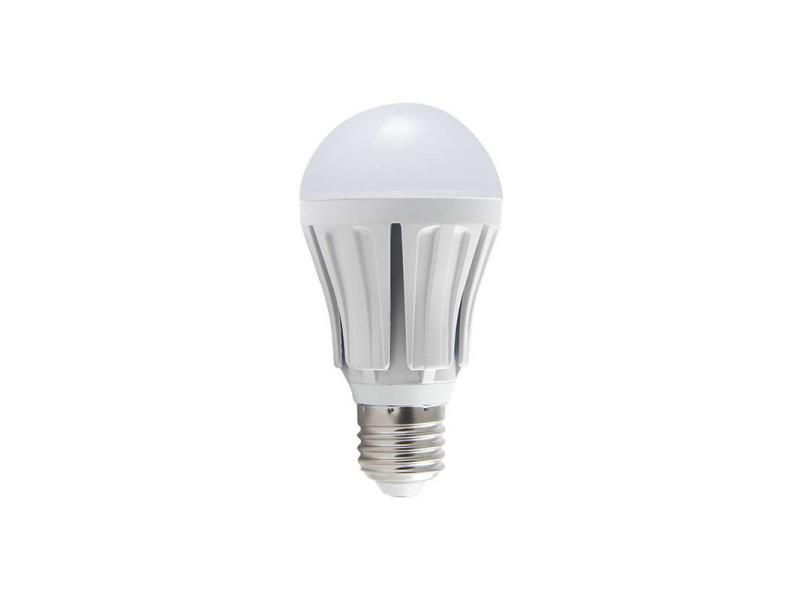 Lot de 5 ampoules led e27 12w éclairage 100w - blanc du jour 6400k 5XA60-E27-12W-CW
