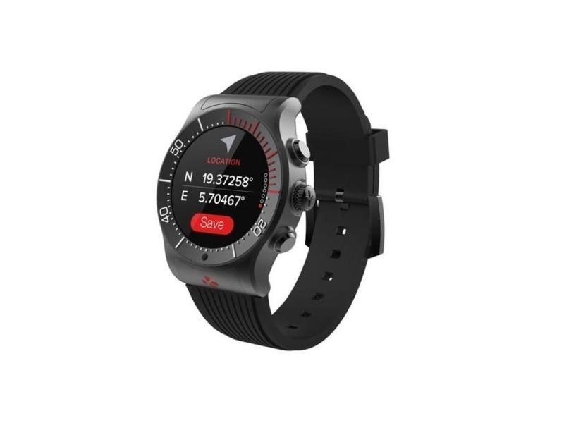 Mykronoz mkzesport - activité et veille horloge (notifications, écran tactile) couleur noire